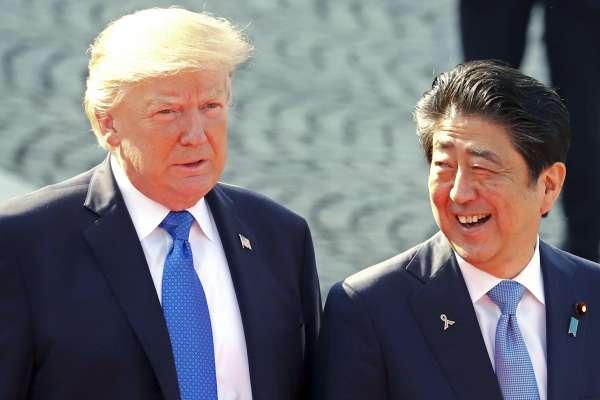 日本怕被美國南韓賣了!金正恩見美韓領袖,恐分化日美韓同盟