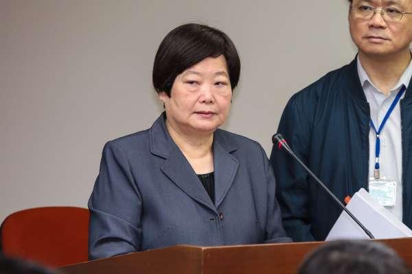 「妳現在的情況適合擔任勞動部長」?林美珠怒回徐永明:沒有怠忽職守