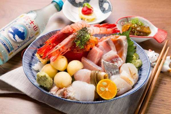 光看就猛流口水!精選全台10家日式料理,食材鮮甜、分量澎派,不必飛日本也能大享受!