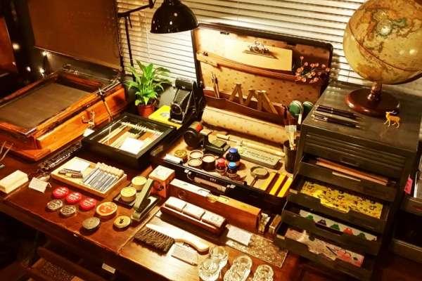 質感文青不能錯過,台北7間文具選物店連外國人都來朝聖