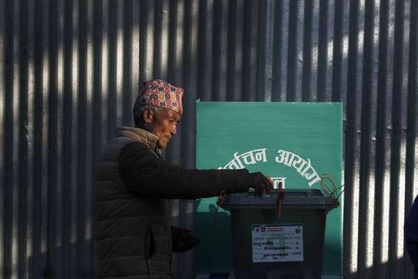 尼泊爾今年第二場大選登場 選舉為何變成中國、印度角力戰?