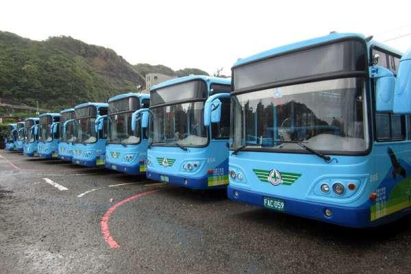 基隆汰換公車 採購低地板公車服務老少婦幼
