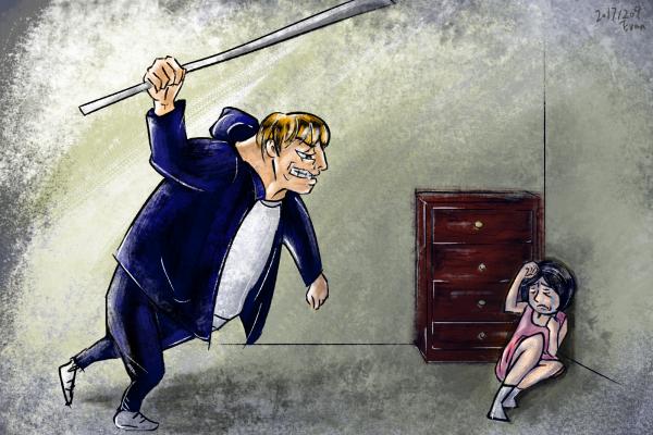 為何會有父母忍心虐待年幼子女?衛福部深入研究,發現「這種人」最易釀兒虐憾事