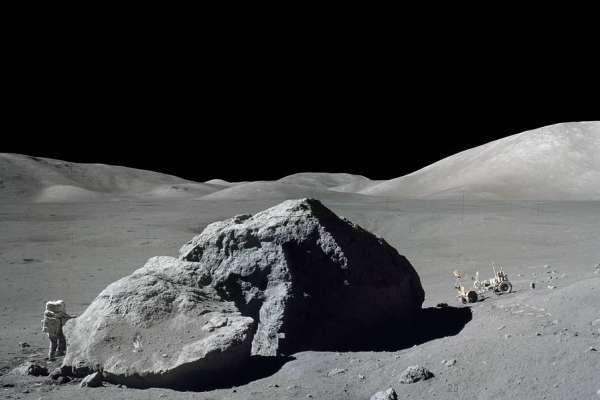 「如葡萄乾一般萎縮」月球幾億年來縮水50公尺!月表橫亙數千道「逆斷層」引發強烈月震