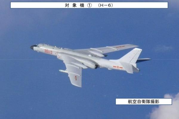 解放軍戰機首次進出日本海 中方回應:日本海不是日本的!