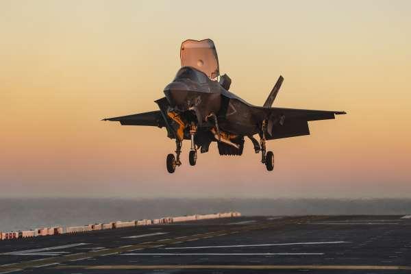 F-35B戰機為何不適合台灣?F-16V能抵禦解放軍嗎
