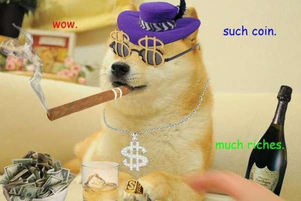看起來超像惡搞!「狗狗幣」市值竟飆近20億美元?完全無心插柳,創辦人都嚇一大跳!