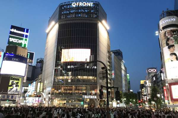 【張維中專欄】為何澀谷好像總在施工?觀光客難發現,長居日本的他道出當地10年劇變!