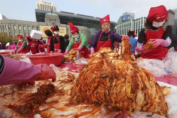 國民美食拉警報》白菜價格狂漲6成 南韓人明年恐吃不到泡菜!?