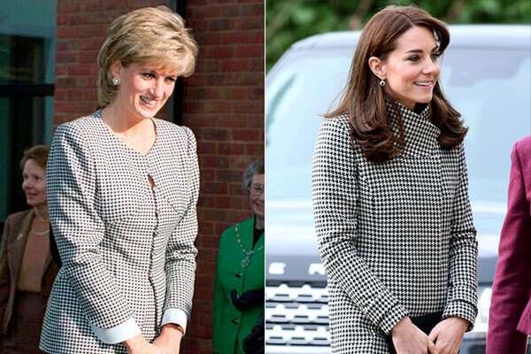 帥氣褲裝赴晚會、H&M也能混搭出高貴…英皇室最會穿搭的2位王妃,原來是這樣技巧塑形象!