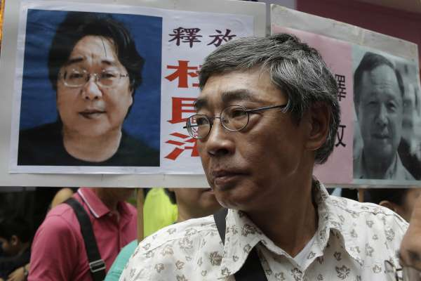 陸偉聰觀點:若「送中」條例通過,香港人將大禍臨頭!