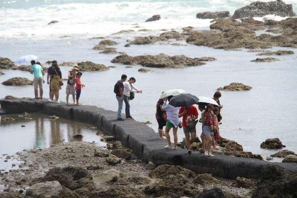 台東「富山漁業資源保育區」2月起收費營運