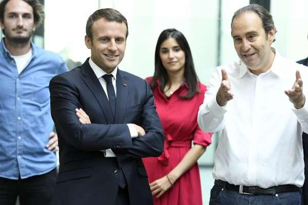 巴黎舊車站的新創夢》馬克宏力拚經濟轉型 打造法國成為歐洲新矽谷