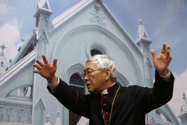 中梵主教任命協議》不記得「納粹簽完就毀約」教訓?香港榮休樞機陳日君痛斥:教廷向中共投降