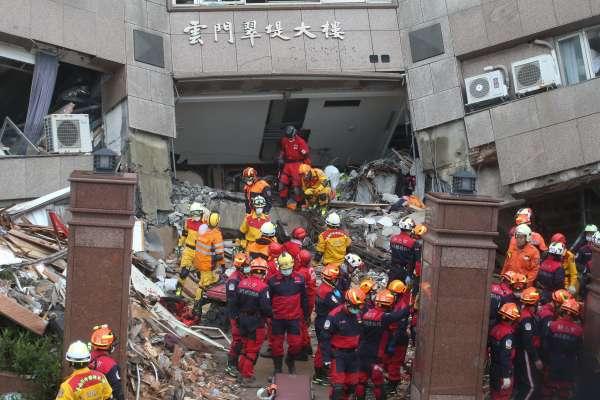 花蓮強震》9人罹難、270人受傷,失聯者降至8人