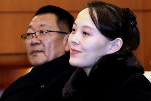 「她是北韓的伊凡卡,是金正恩意志的延伸」金家小妹金與正來訪!青瓦台:我們什麼都可以談