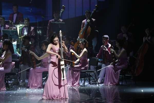 《喜相逢》開場《我們的願望是統一》壓軸 慶祝平昌冬奧 北韓藝術團首演滿堂彩