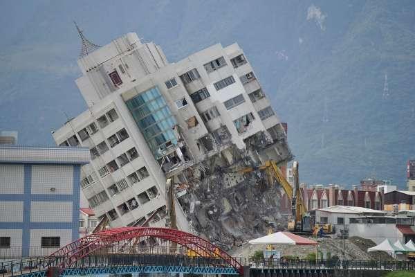 花蓮雲門翠堤大樓地震倒塌釀14死 建商、建築師、土木技師遭起訴