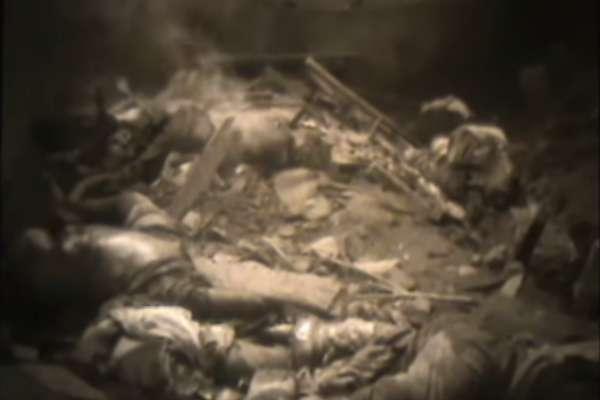 「遺體四肢交疊、衣不蔽體」南韓公布日軍屠殺慰安婦影片 揭露二戰日本暴行