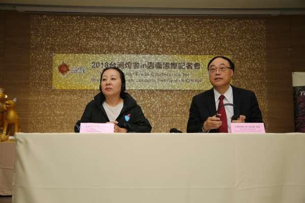 沒有雲霄飛車的迪士尼樂園!台灣燈會備受國際媒體讚賞