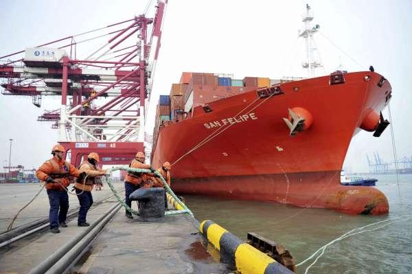 300字讀電子報》中國引領全球貿易強勁反彈,創下20年來最大增幅