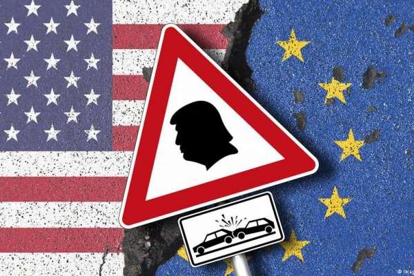 川普正式發動貿易戰?歐盟:會做好兩手準備