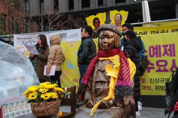 前進南韓、探索慰安婦》戰場上對女性的性犯罪是主要問題 南韓和平少女的心願:真誠道歉