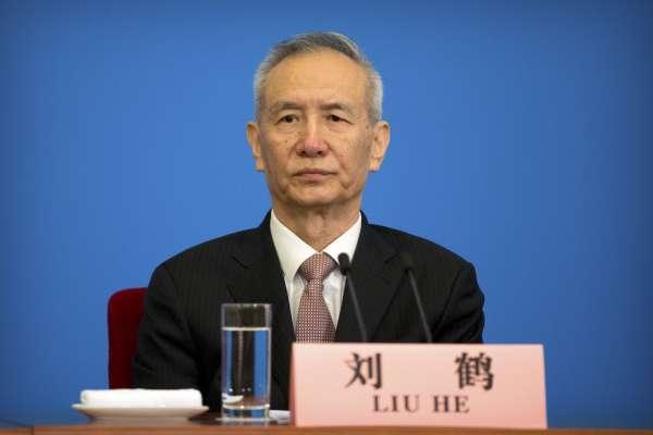 3月2日停火期限到!習近平親信劉鶴月底訪問華府 中美貿易戰停戰有譜?