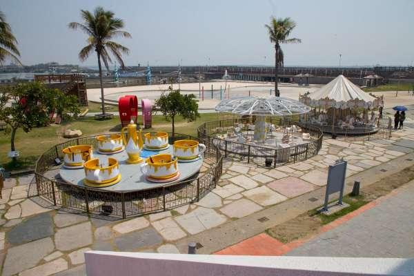 第一屆「東石烏魚祭」音樂會 漁港全新造景亮相