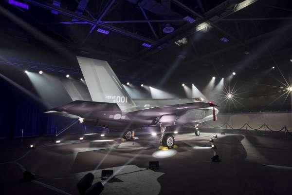 「斬首」金正恩的關鍵戰力!南韓空軍F-35三月開始就位,40架匿蹤戰機2021年將全數到齊