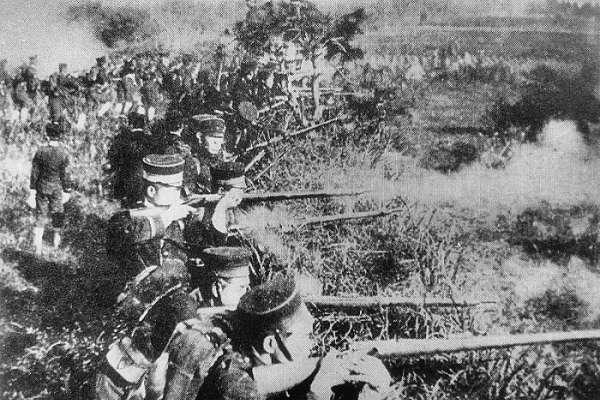 甲午戰爭:中日金本位的迥異命運:《白銀帝國》選摘(5)