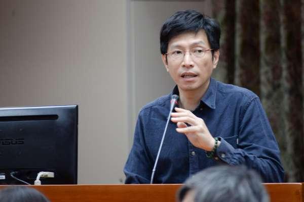 批《教師法》草案是部「解雇教師的刑法」 陳政亮:行政院原來這麼痛恨老師!