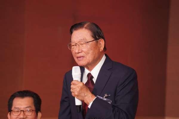 顧爾德專欄:江丙坤走過的經貿黃金歲月