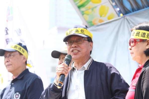 嘆817萬票讓他難以回神 李來希批國民黨:權力沒了,人也作鳥獸散了