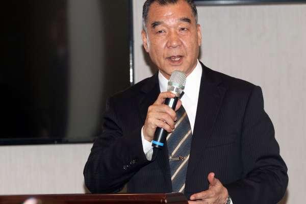 以台灣之名創首例 邱國正入選美戰爭學院名人堂