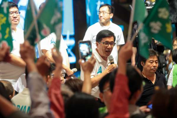 預告一定出席陳致中競總晚會 陳水扁:上階不上台,致詞不演講,如何?