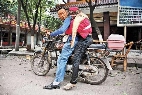 「最有情義丈夫」變成「薄情寡義男」?汶川大地震倖存者吳加芳:我只是平凡人