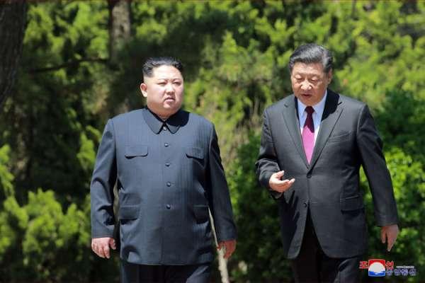 川金會不會?北韓官媒拉高文攻態勢:面對兇殘美帝,我們復仇的血在燒