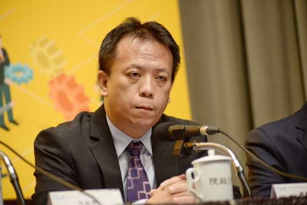 因應區域情勢發展!林成蔚回鍋任國安會諮委 施克和接任總統府副秘書長