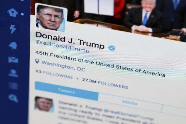 川普熱愛「推特治國」美國法院判決:總統的帳號是「公共論壇」,封鎖粉絲違憲!
