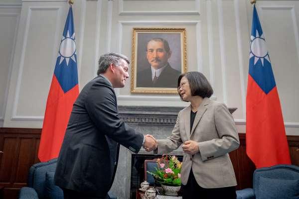 美國聯邦參議員賈德納:將推《台北法》立法阻止北京奪取台灣邦交國
