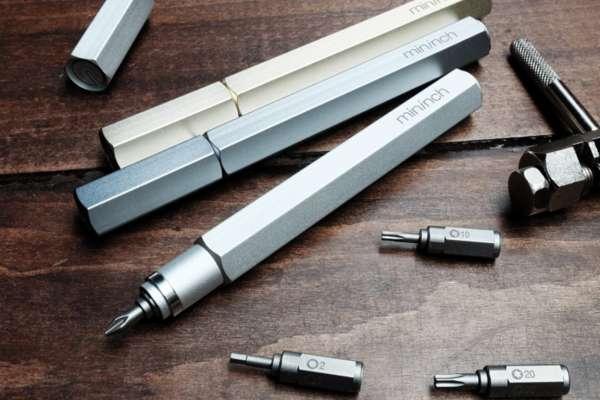 想找工具卸螺絲,卻搞得一個頭兩個大?一支工具筆搞定所有黑人問號