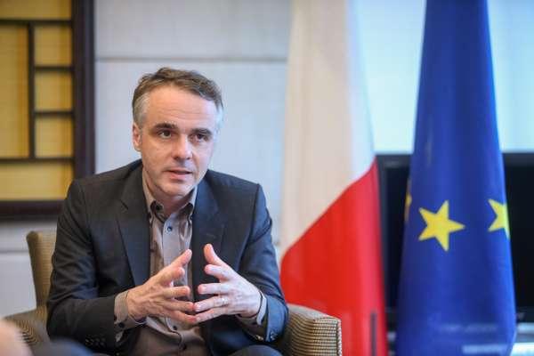 專訪法國代表紀博偉》如何吸引法國企業?3大優勢讓台灣成為新創寶島