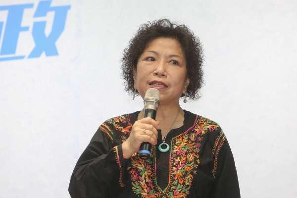 「世界各地紛效法港式暴動」 葉毓蘭諷:扶植港青抗爭的「太陽花們」應當有不少自豪