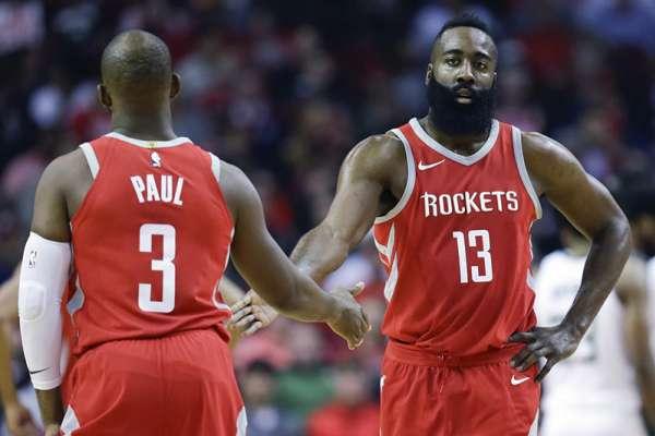 NBA》火箭老闆費爾提塔不甩奢侈稅 搶全明星組奪冠陣容