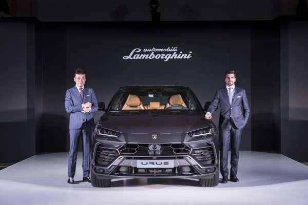 再添新選擇!全球首輛Super SUV Lamborghini Urus魅力上市