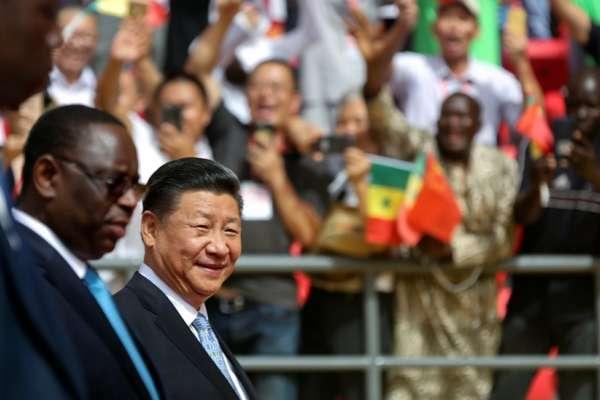 BBC透視:大國逐鹿非洲 中國可能槓上俄羅斯