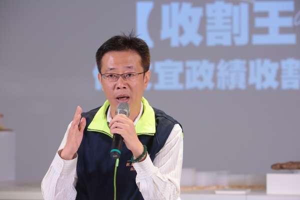 綠新北立委初選激烈 海派何博文來勢洶洶 蘇系張宏陸陷苦戰