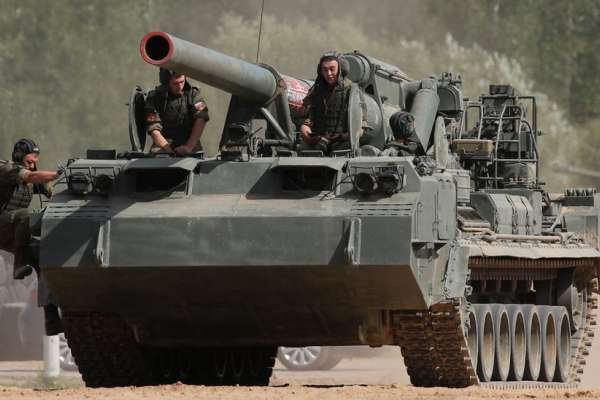 30萬部隊、1000架戰機的聯合與對抗》俄羅斯舉行冷戰以來最大軍演「東方─2018」