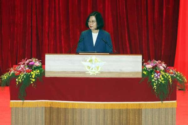 九三軍人節將屆 蔡總統肯定國軍救災表現:讓國人有信心